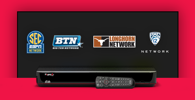 DISH College Sports TV Packages - Overland Park, Kansas - Genuine Digital - DISH Authorized Retailer