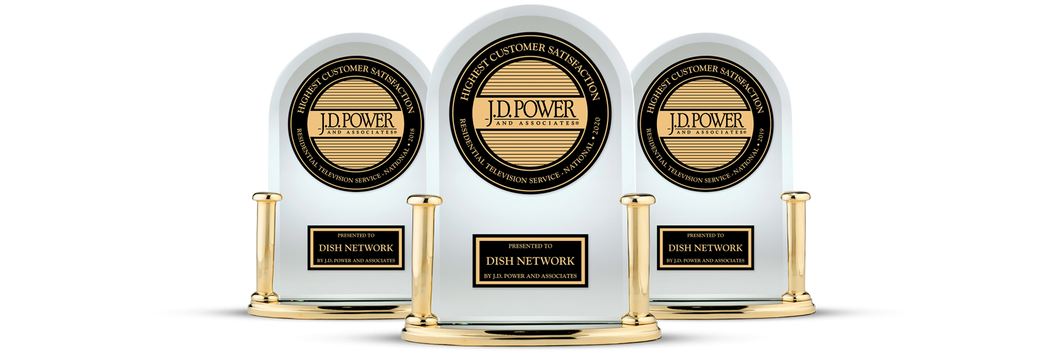 DISH Customer Satisfaction - Ranked #1 by JD Power - Genuine Digital in Overland Park, Kansas - DISH Authorized Retailer