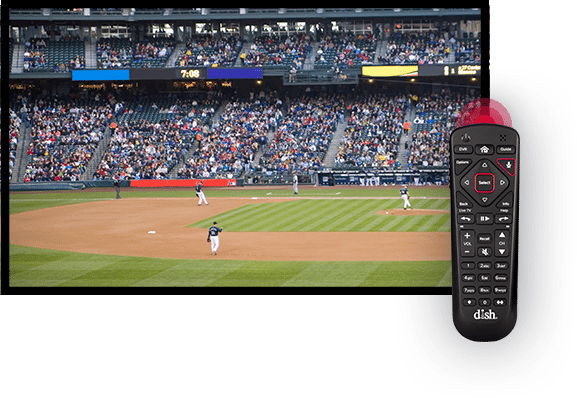 Watch Sports with the DISH Voice Remote - Overland Park, Kansas - Genuine Digital - DISH Authorized Retailer